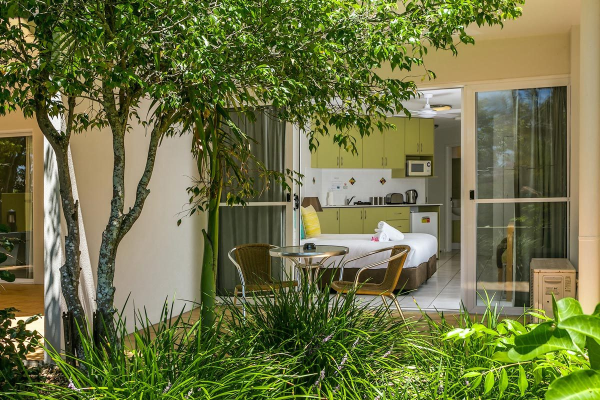 Beach Haven Studio Apartment