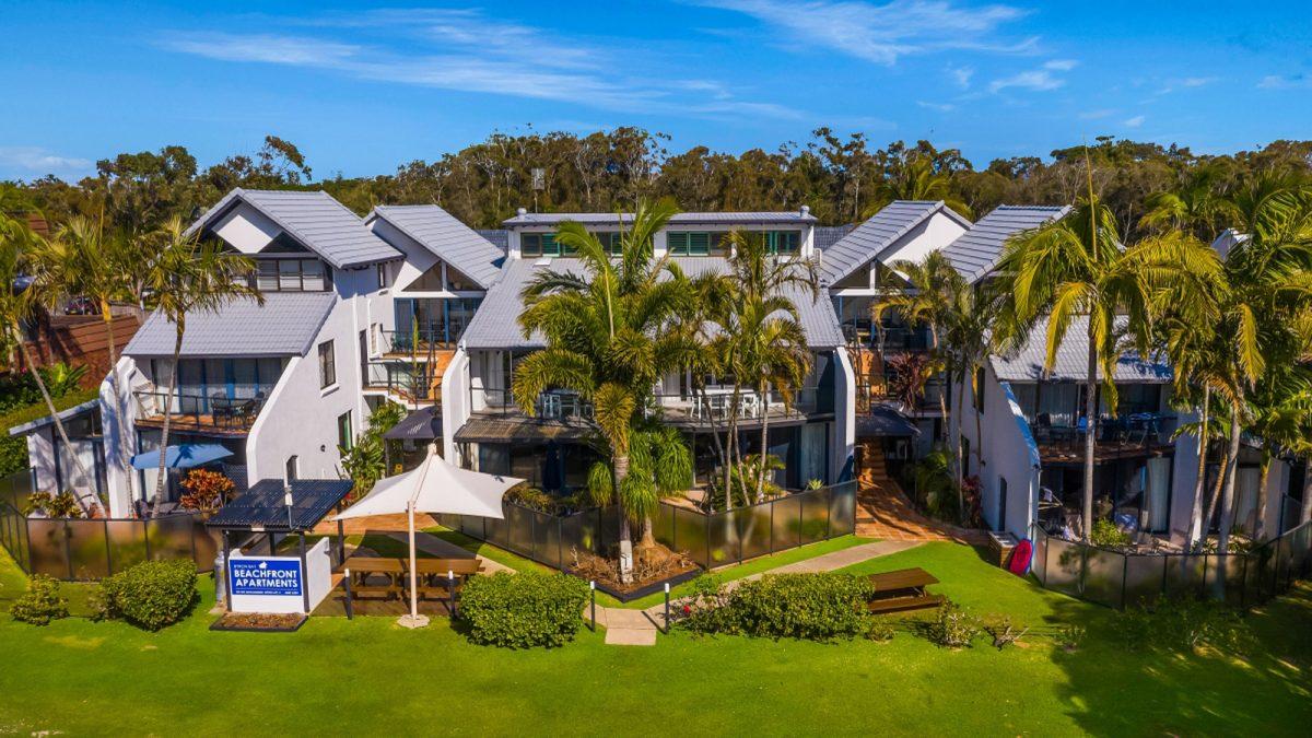 Byron Bay Beachfront Apartment