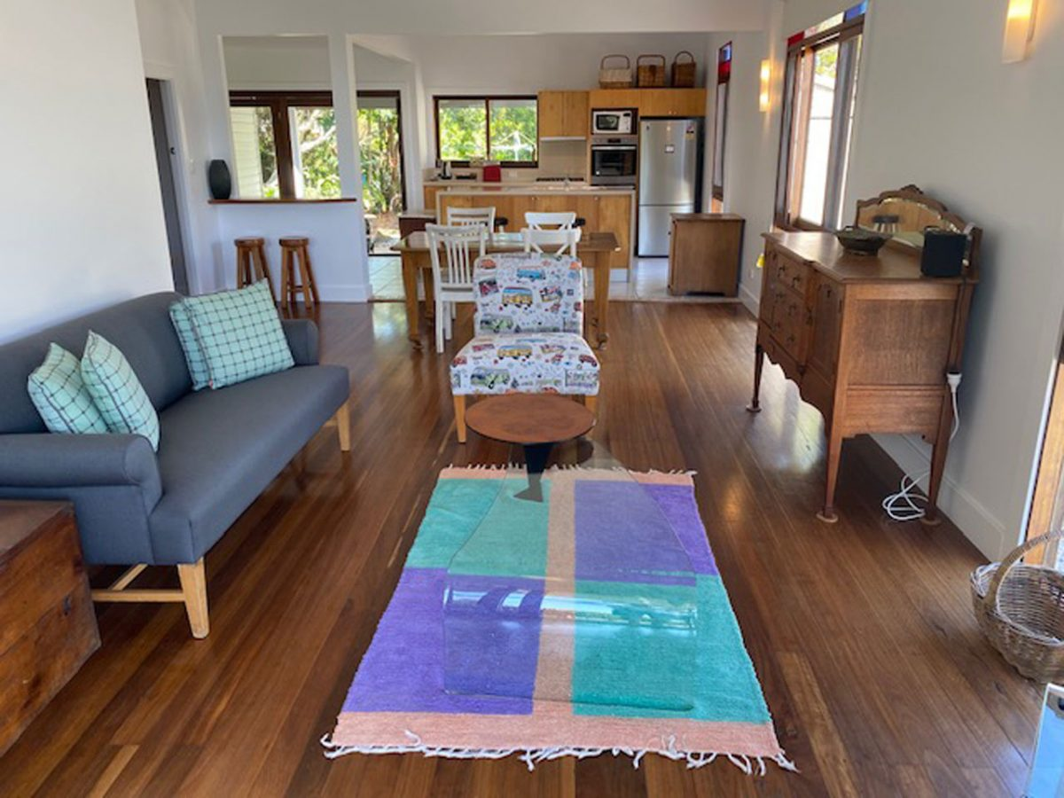 Byron Bay 1 Bedroom Lounge Room